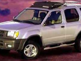 2000 Nissan Xterra XE