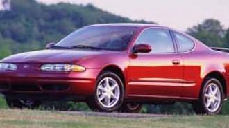 2000 Oldsmobile Alero GX