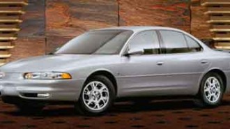 2000 Oldsmobile Intrigue GX