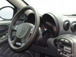 2005 Pontiac Grand Am 2-door Coupe GT1 Steering Wheel