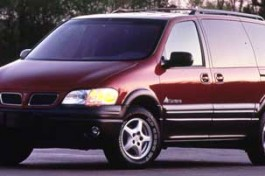 2000 Pontiac Montana 
