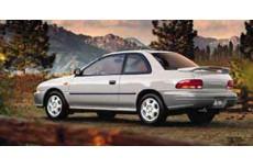 2000 Subaru Impreza Coupe L