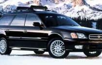 2000 Subaru Legacy Wagon GT