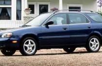 2000 Suzuki Esteem GL