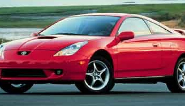 2000 toyota celica review ratings specs prices and. Black Bedroom Furniture Sets. Home Design Ideas