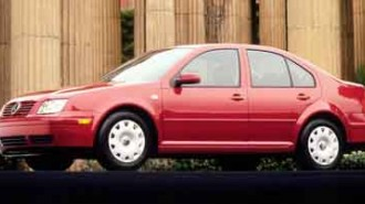 2000 Volkswagen Jetta GL
