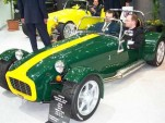 2000 Caterham Super Seven, Geneva Auto Show