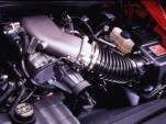 2000 Ford F-150 SVT Lightning engine