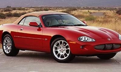 2000 Jaguar XK Photos