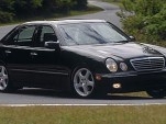 2000 Mercedes E-class 