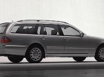 2000 Mercedes E-class Wagon