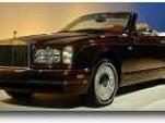 2000 Rolls Royce Corniche, Los Angeles Auto Show