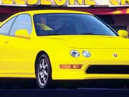 2001 Acura Integra Type-R