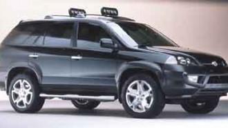 2001 Acura MDX Touring Pkg
