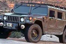 2001 AM General Hummer