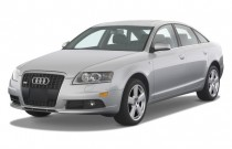 2008 Audi A6 4-door Sedan 3.2L quattro *Ltd Avail* Angular Front Exterior View