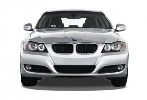 2010 BMW 3-Series 4-door Sedan 328i RWD Front Exterior View