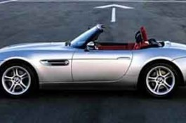 2001 BMW Z8-Series 
