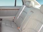2005 Buick Park Avenue 4-door Sedan Ultra *Ltd Avail* Rear Seats