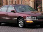 2001 Buick Park Avenue Ultra