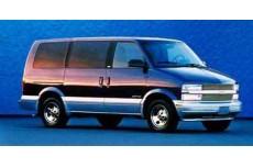 2001 Chevrolet Astro Passenger