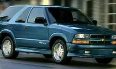 2001 Chevrolet Blazer Photos