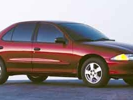 2001 Chevrolet Cavalier 