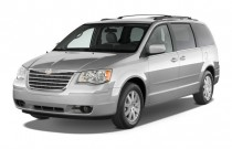 2010 Chrysler Town & Country 4-door Wagon Touring Angular Front Exterior View