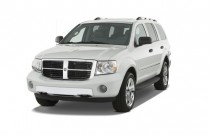 2009 Dodge Durango 4WD 4-door Limited Angular Front Exterior View