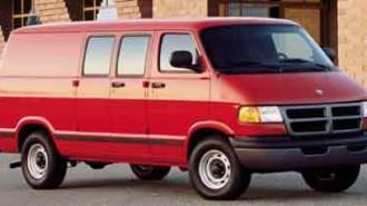 2001 Dodge Ram Van