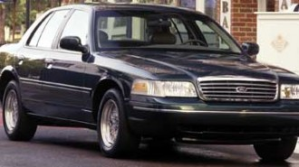 2001 Ford Crown Victoria