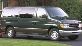 2001 Ford Econoline Wagon XL