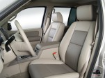 2007 Ford Explorer 2WD 4-door V6 XLT Front Seats