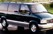 2001 GMC Safari Passenger