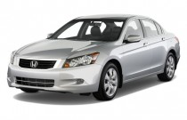 2009 Honda Accord Sedan 4-door V6 Auto EX-L Angular Front Exterior View
