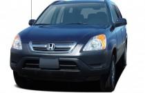 2004 Honda CR-V 4WD EX Auto Angular Front Exterior View