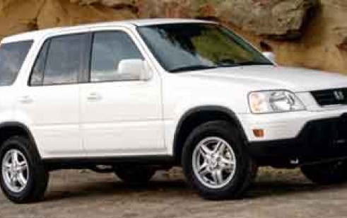 2001 honda cr v vs toyota rav4 toyota highlander subaru for Honda crv vs toyota highlander