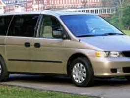 2001 Honda Odyssey LX