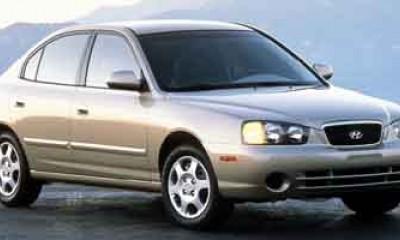 2001 Hyundai Elantra Photos