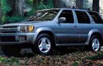 2001 Infiniti QX4 Luxury