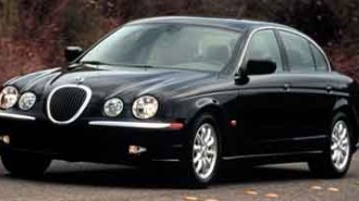 2001 Jaguar S-TYPE V6