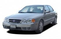 2005 Kia Optima 4-door Sedan EX Auto V6 Angular Front Exterior View