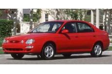 2001 Kia Spectra GS