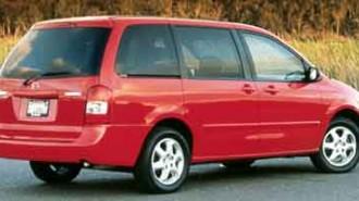 2001 Mazda MPV DX