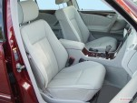 2003 Mercedes-Benz E Class 4-door Wagon 3.2L Front Seats