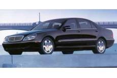 2001 Mercedes Benz S Class AMG