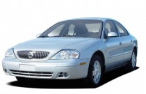 2005 Mercury Sable 4-door Sedan LS Angular Front Exterior View