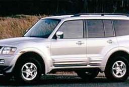 2001 Jeep Grand Cherokee vs 2001 Mitsubishi Montero - The Car Connection