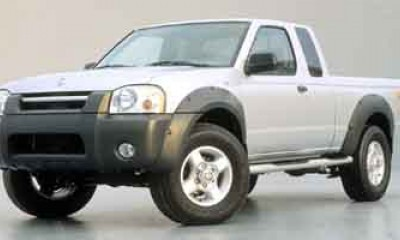 2001 Nissan Frontier 2WD Photos