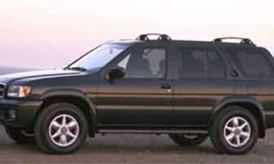2001 Nissan Pathfinder Photos